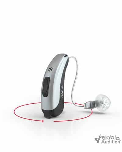 appareil auditif pile signia