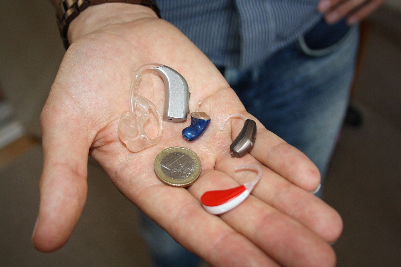 les appareils auditifs Bluetooth par BlaBla Audition